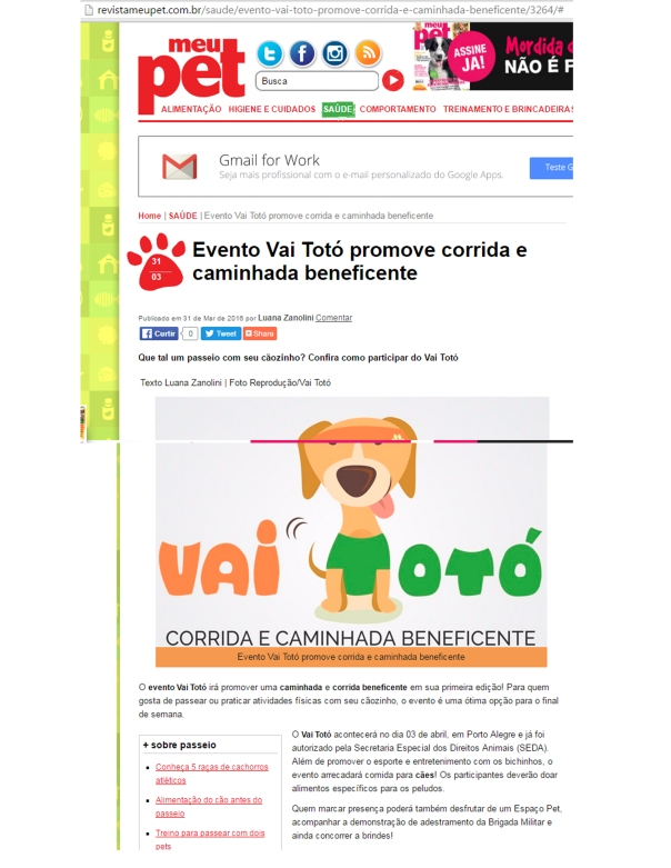 Revista Meu Pet
