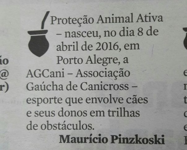 2017 ago Jornal Zero Hora 22.08.17