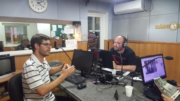 2017 março Rádio Pampa março 2017