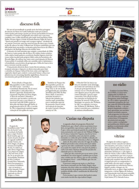 2017 set Jornal Pioneiro