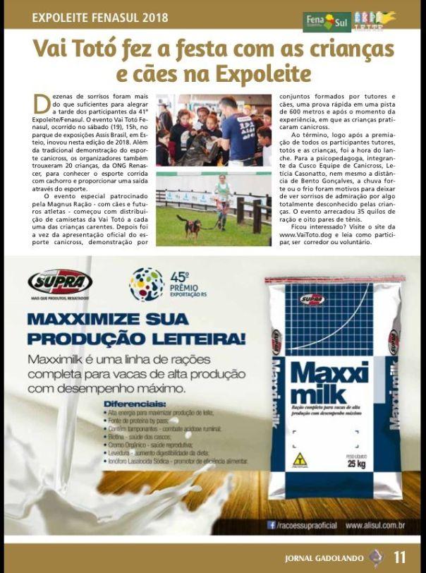2018 maio Jornal Gadolando